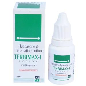 Lotion Terbimax - F drug & dosage information, Similar Brands